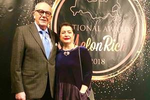 78-летний Эммануил Виторган раскрыл подробности своего третьего отцовства
