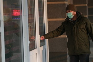In Kiev there is a growing incidence of influenza