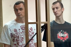 Собчак попросила Путина помиловать Сенцова и Кольченко