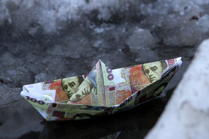 In Kiev will establish a monument to the national currency