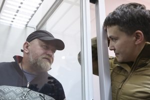 Суд не поверил Савченко и оставил Рубана под стражей