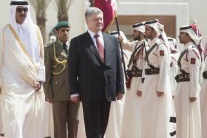 Qatar is ready to sell Ukraine liquefied natural gas - energy results of the negotiations Poroshenko in Doha