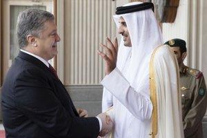 Договорились о военном сотрудничестве: Украина и Катар подписали ряд соглашений