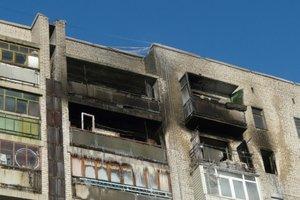 В России в многоэтажном доме произошел взрыв газа