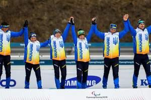 Украинским паралимпийцам выплатили более 90 миллионов призовых за медали Пхенчхана