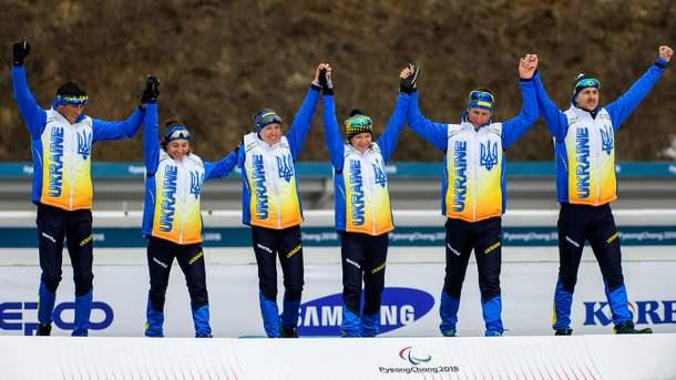 Украинским паралимпийцам выплатили неменее 90 млн грн призовых