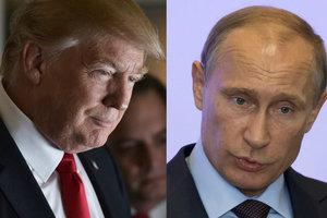В Кремле сообщили, что Трамп поздравил Путина с переизбранием