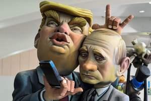 Поздравляя Путина, Трамп напомнил ему о КНДР
