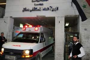 При ракетном ударе по рынку в пригороде Дамаска погибли более 30 человек