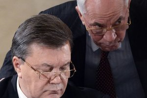 The court agreed to interview Azarov in the case of Yanukovych