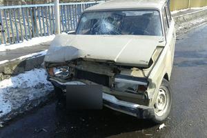 Тройное ДТП в Мукачево: есть пострадавшие