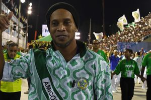 Ronaldinho joined the party, which wants to forced to treat gays