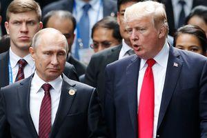 Трамп о звонке Путину: