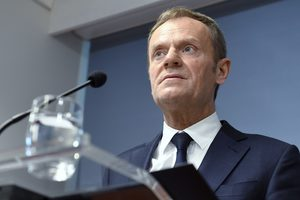 Tusk admitted that he is not in the mood to celebrate Putin's victory