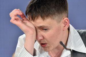 Рада разрешила привлечь Савченко к уголовной ответственности