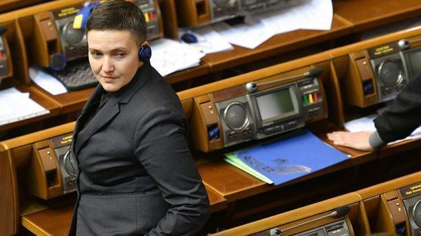 Ситуация вШевченковском суде— Дело Савченко