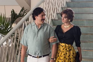 Passionate Colombian love Javier Bardem and Penelope Cruz in trailer for