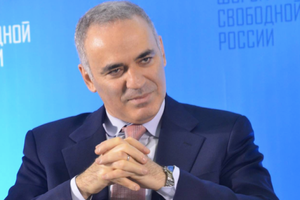 Kasparov: Skripal as a victim of Putin indifferent
