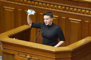 The case of Savchenko, the lawyer said, when should the court held