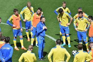 Online first match of the national team in 2018: Ukraine - Saudi Arabia