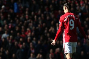 Manchester United broke a contract with Zlatan Ibrahimovic