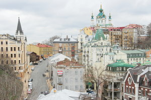 The standard of living in Kyiv better than in Egypt and Georgia, but worse than in Uganda and Armenia
