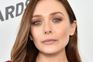 Elizabeth Olsen retouched beyond recognition on the cover of a magazine