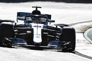 Хэмилтон выиграл первую практику нового сезона Формулы-1