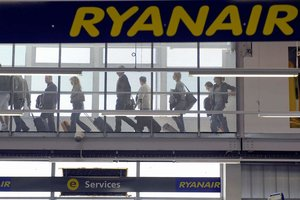 Where to fly Ryanair from Ukraine: official list of flights