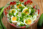 Vesnyanyj salat z redysu Foto: Iryna Pavlina