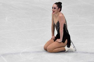 Олимпийская чемпионка из России провалились на чемпионате мира