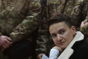 Savchenko will appeal the arrest