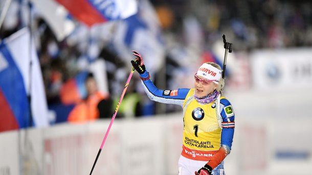 Биатлонист Цветков: надеюсь, что кмасс-старту лыжи подготовят получше