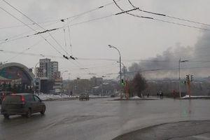 Спасатели сообщили о 40 погибших при пожаре в Кемерово