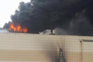 Пожар в Кемерово: озвучены первые версии ЧП