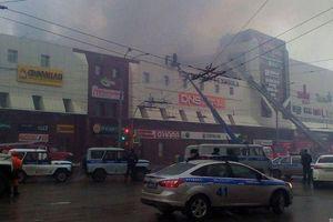 Число жертв пожара в Кемерово достигло 37 человек