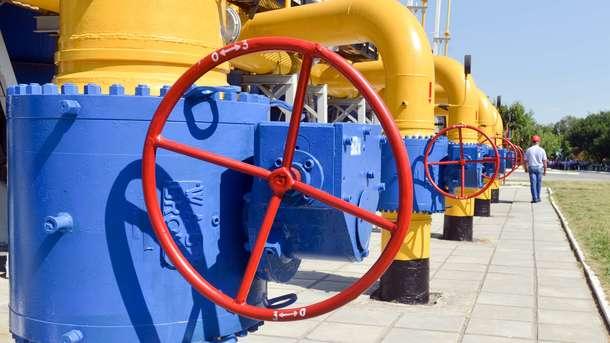 Украина значительно сократила запасы газа вподземных хранилищах