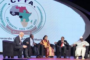 Африка превращается в самую большую зону свободной торговли