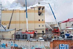 В Кемерово задержали охранника, отключившего систему оповещения во время пожара