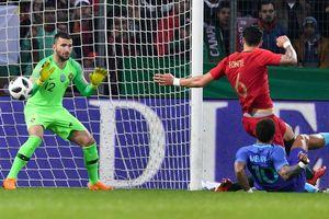 Сборная Голландии разгромила Португалию в товарищеском матче