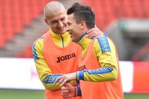 Онлайн матча Украина - Япония: Караваев забил дебютный гол в сборной