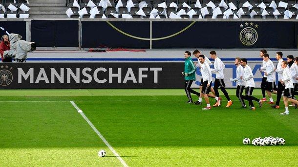 Германия— Бразилия Онлайн-трансляция матча