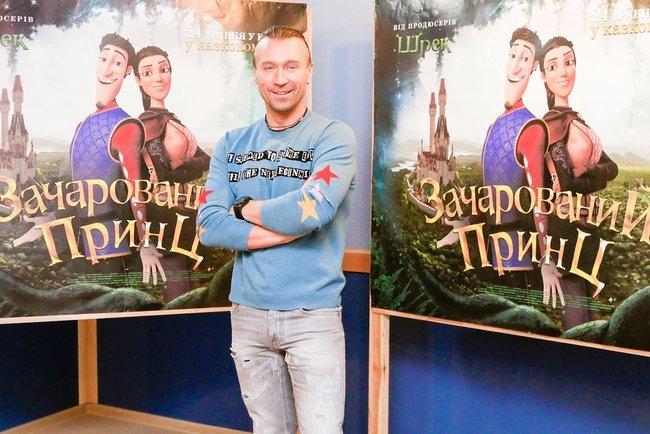 Олег Винник. Фото: пресс-служба
