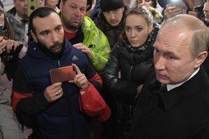 Путин наконец-то объявил 28 марта днем траура в РФ