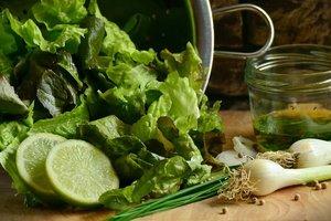 Весенняя зелень: три самых полезных вида
