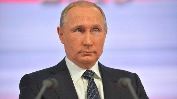 Владимир Путин. Фото: пресс-служба Кремля