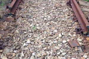 В Тернопольской области воры разобрали железную дорогу: поезд сошел с рельсов