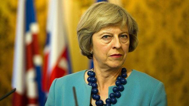 Тереза Мэй. Фото: AFP