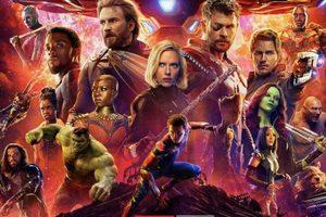 """В сети появились супергеройские тим-апы на новых постерах """"Мстителей: Война бесконечности"""""""