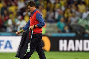 Знаменитого итальянского тренера Фабио Капелло уволили из китайского клуба